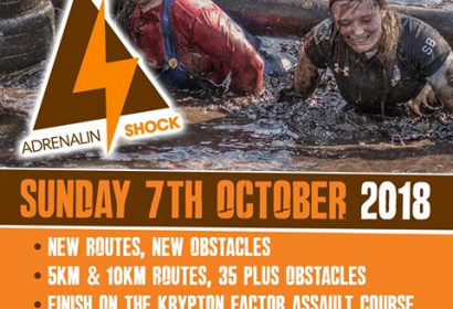 Charity Obstacle Course Race