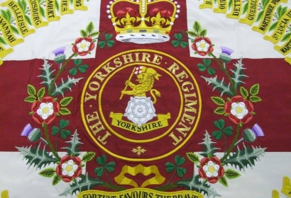 The Yorkshire Regiment Remembrance Service