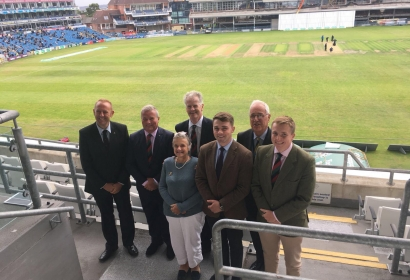 The Yorkshire Regiment Roses Match 2018