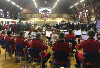 The 'Dukes' WW1 Memorial Event