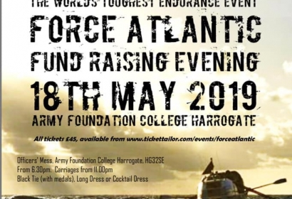 Force Atlantic Fundraising Evening