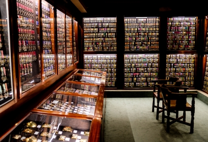Richmond Green Howards Museum has secured a National Lottery Heritage Fund grant to support improvements to its famous Medal Room