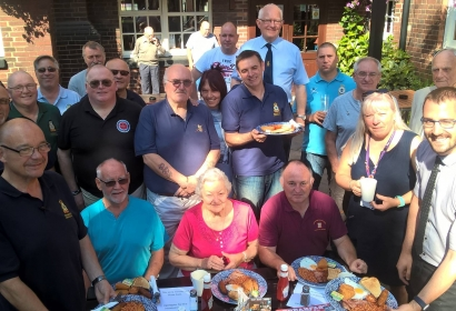Armed Forces Covenant - Breakfast Clubs