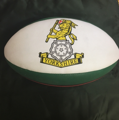Regimental Rugby Ball