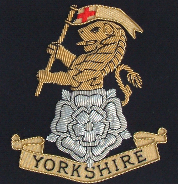 Regimental Blazer Badge