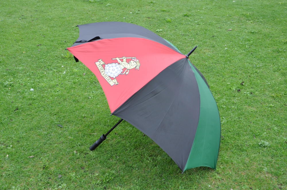 Regimental Umbrella