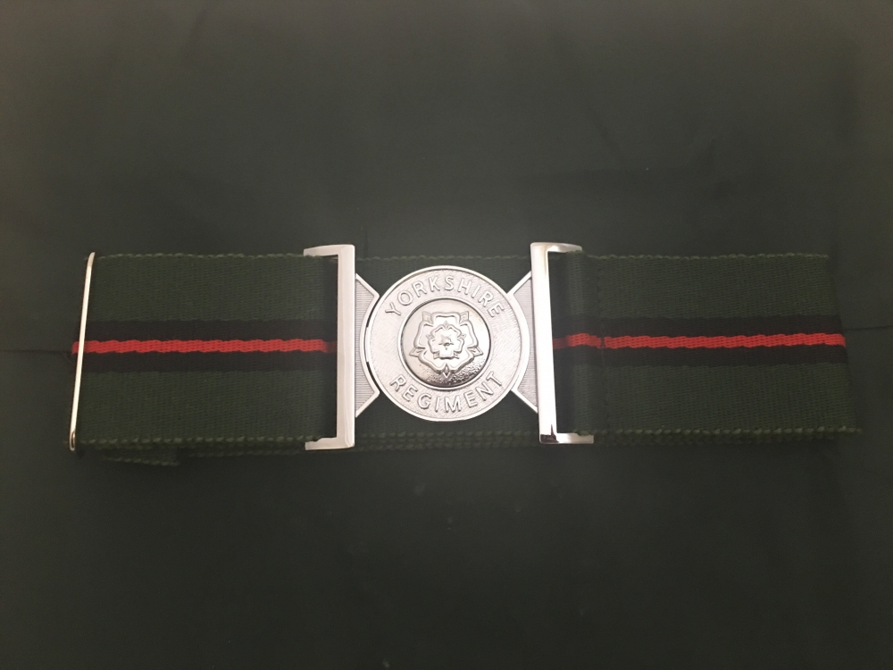 Regimental Stable Belt