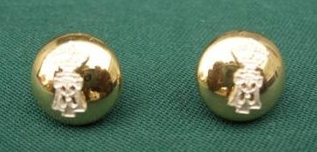 YORKS Mess Kit Hat Buttons