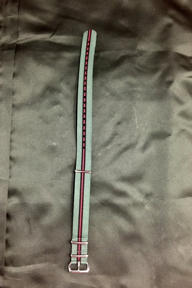 Regimental Watchstrap